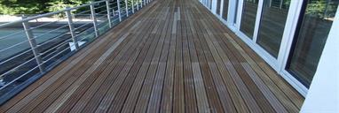 Terrasse Balkonbau Dielen Belag Abdichtung Johann Heinen Gmbh